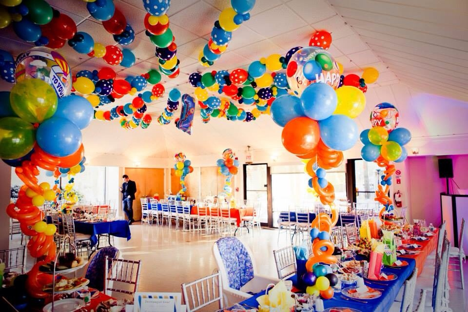 Wonderful 1st Birthday Decoration Ideas At Home Part - 11: Birthday Party Organisers In Delhi