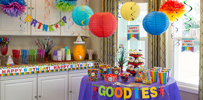 Unique Birthday Party Ideas For a Special Celebration & Unique Birthday Party Ideas For a Special Celebration | Party Sharty