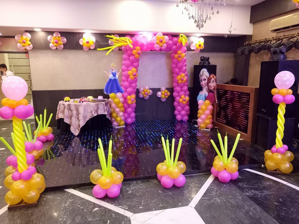 Birthday Party Organisers in Delhi